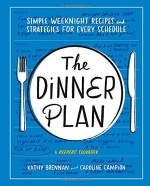 Cover of The Dinner Plan