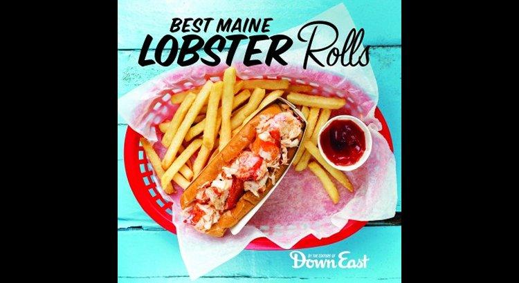 Best Maine Lobster Rolls by Joe Ricchio, Virginia M. Wright