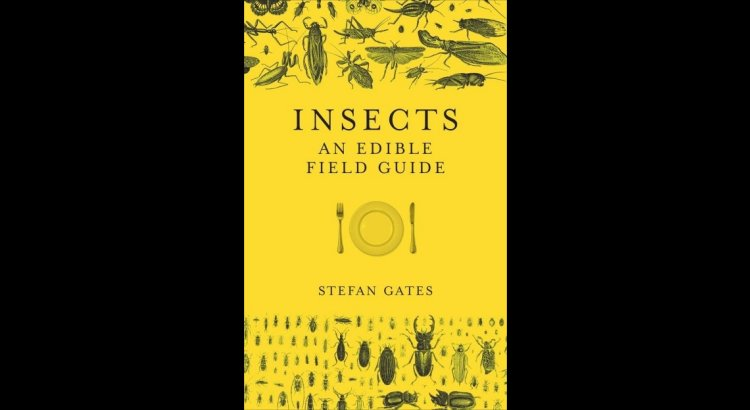 Book Review — Insects: An Edible Field Guide