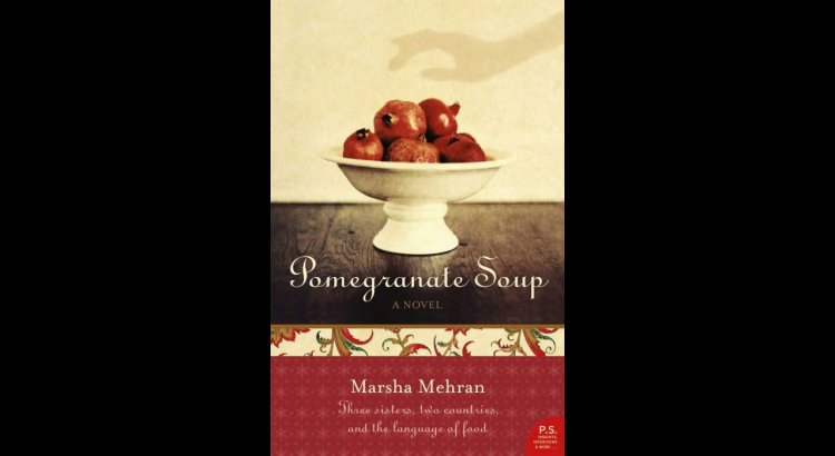 Book Review — Pomegranate Soup