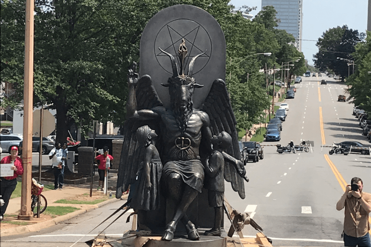 Musings, May 6, 2019  —  Hail Satan!, Special, Hollywood, How to Be Alone