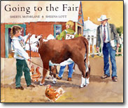 'Going to the Fair' by Sheryl McFarlane
