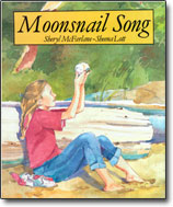 'Moonsnail Song' by Sheryl McFarlane