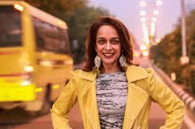 Meet Tanuja Desai Hidier