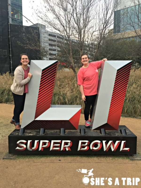 Houston Super Bowl NFL Experience