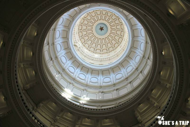 Texas State Capitol Dome free Tours of the Texas State Capitol texas state capitol parking
