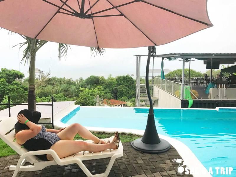 El Faro Beach Hotel View