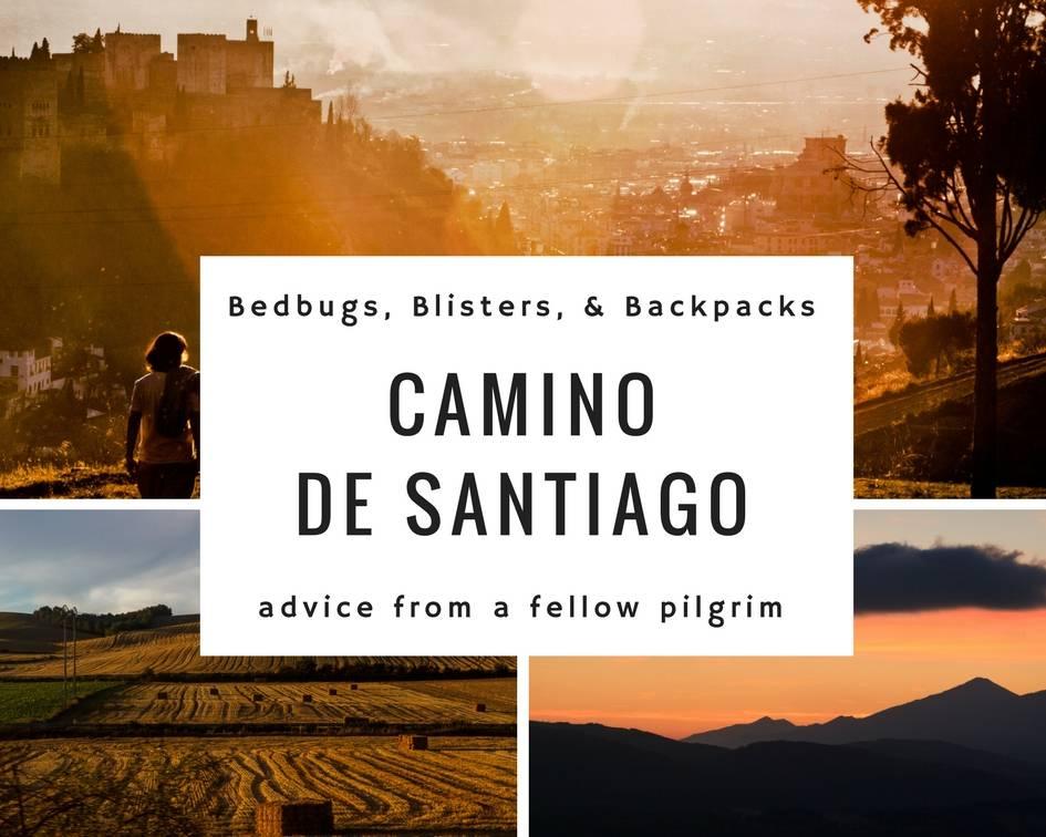 Camino de Santiago advice
