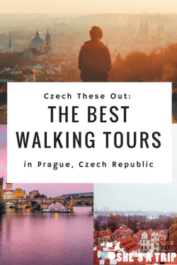the best walking tours in Prague