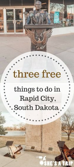 things to do in Rapid city South Dakota Presidents Sculptures