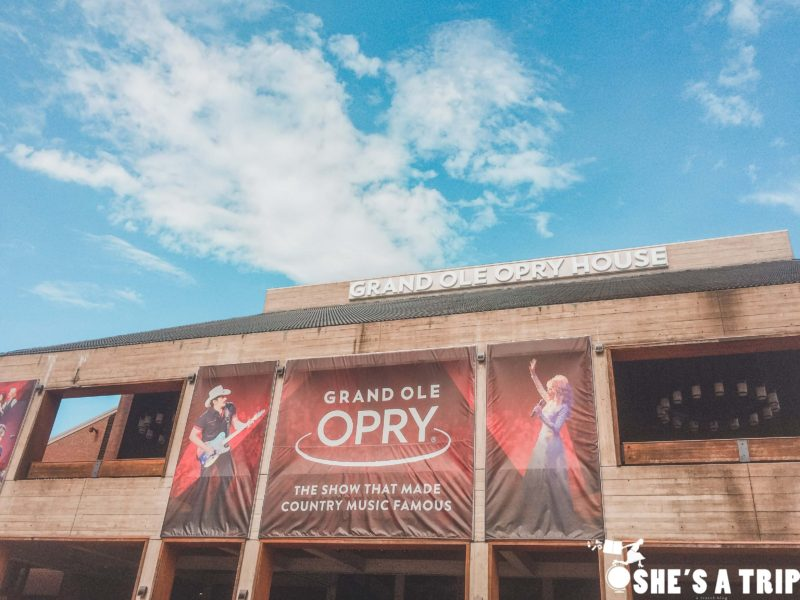 things to do in nashville with kids opry tour