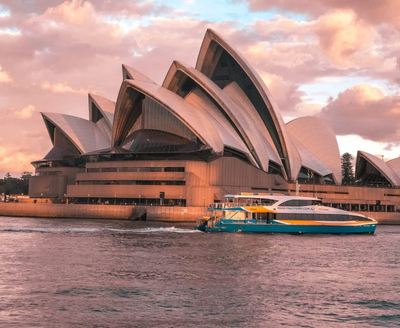 what to wear in Sydney during the winter packing list Australia