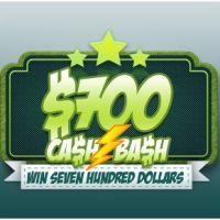 $700 Cash Bash Giveaway!!