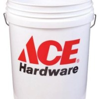Free Bucket with Purchase at Ace Hardware