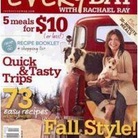 *HOT* Everyday with Rachael Ray Magazine: $4.50 per Year!