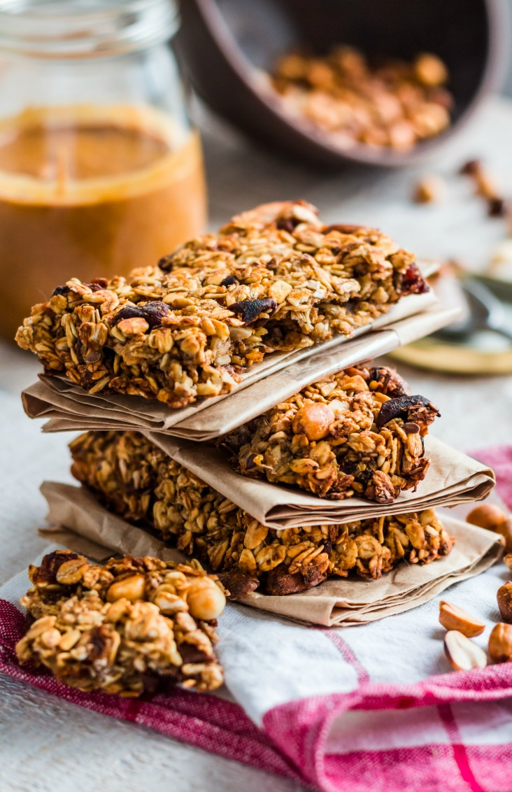 Easy Go to Granola Bar Recipe