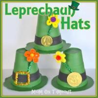 She's Crafty: Leprechaun Hats