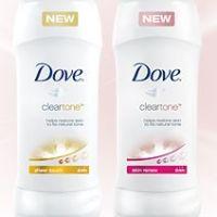 Dove Clear Tone Deodorant Printable Coupon