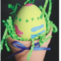 She's Crafty: Fun Easter Egg Craft for Kids