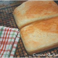 She Bakes | Homemade Easy Bread