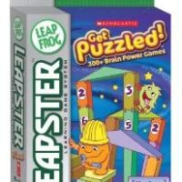 LeapFrog Leapster Learning Game Scholastic Get Puzzled for $10.50 Shipped