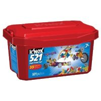 K'nex 521 Piece Value Tub for $15 shipped