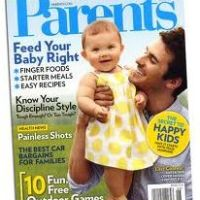 *HOT* Parents Magazine for Only $3.22 per Year!