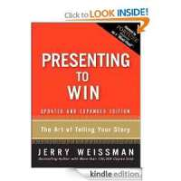 FREE Kindle Book: Presenting to Win: The Art of Telling Your Story