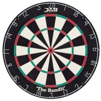 DMI Bandit Staple-free Bristle Dartboard for $43.18 Shipped