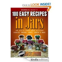 FREE Kindle Book: 100 Easy Recipes In Jars