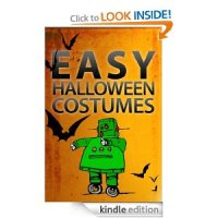 FREE Kindle Book: Easy Halloween Costumes