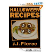 FREE Kindle Book: Halloween Recipes