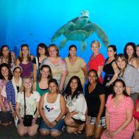 Turtle Talk with Crush | #DisneyInHomeBloggers