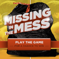 Glad Missing the Mess Sweepstakes