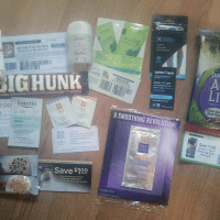 Monday Mailbox Share for October 22nd