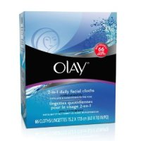 Olay 2-in-1 Combination/Oily Daily Facial Cloths for $3.65 Shipped