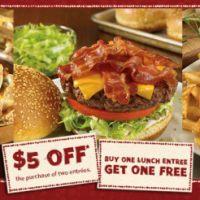 Outback Steakhouse Printable Coupons