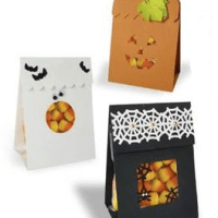 Archiver's | FREE Treat Bag Craft