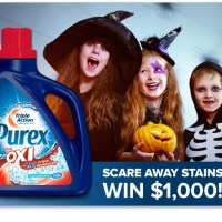 Scare Away Stains Sweepstakes