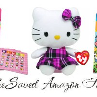 Hello Kitty Toy Deals on Amazon