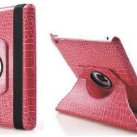 Amazon   Pink Crocodile Smart Cover Case for Apple iPad 2