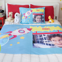 *HOT* Custom Photo Blanket for $20.00 + 40 Free Prints!