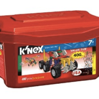 Knex Value Tub for $10.97 Shipped