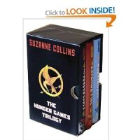 The Hunger Games Trilogy Boxed Set for $29.82 Shipped