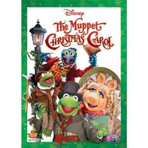 The Muppet Christmas Carol dvd