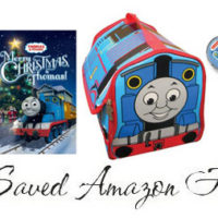 Thomas the Tank Engine Deals on Amazon