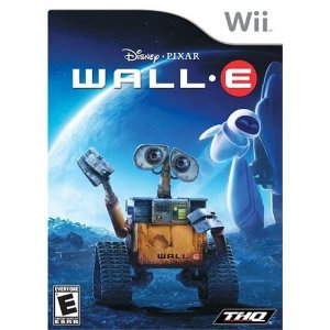Wall-E Wii Game