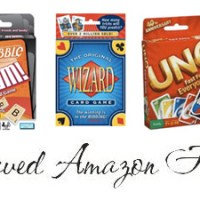 Amazon Deals on Card Games