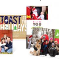 Holiday Cards and Calendars: 60% Off At Snapfish