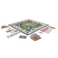 Cityville Monopoly Game for $9.99 Shipped